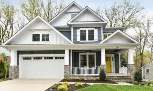 5 Bed, 6 Bath Craftsman in Northern Virginia