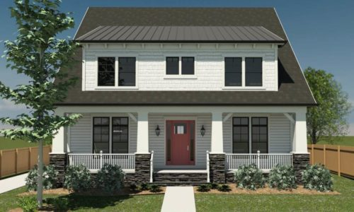 6 Bed, 6.5 Bath Craftsman in Northern Virginia