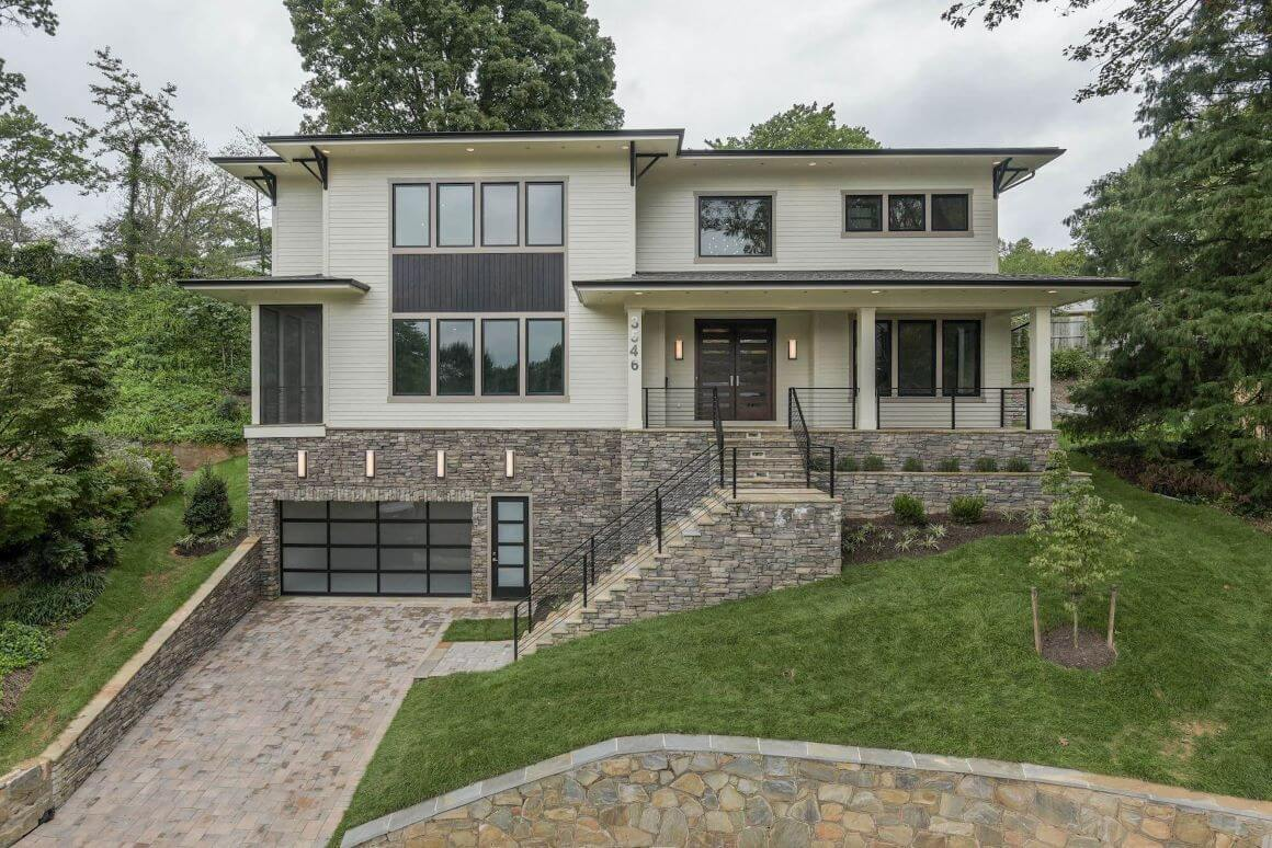 5 Bed, 4.5 Bath Contemporary in Northern Virginia