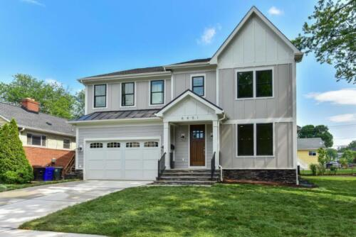 5 Bed, 4.5 Bath Modern Farmhouse in Northern Virginia